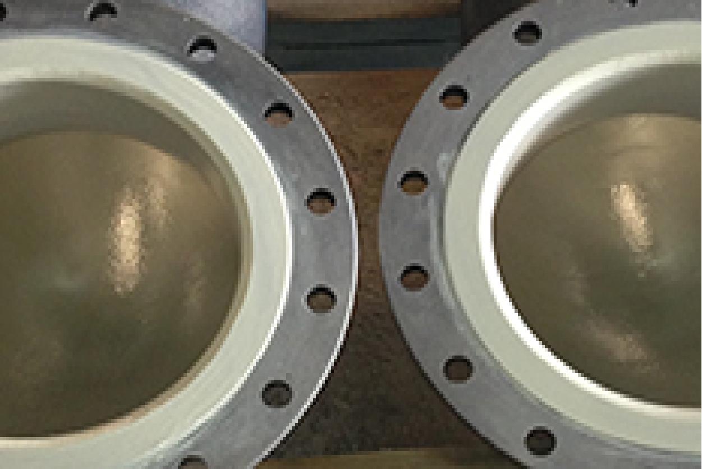 Reparación y reconstrucción de equipos metálicos