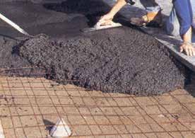 pisos de concreto de silicato de potasio