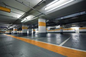 Impermeabilizacion de estacionamientos